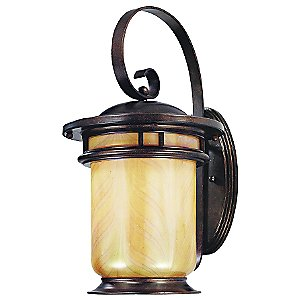 Laurelton Outdoor Wall Sconce by Troy Lighting