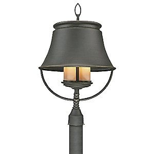 Madison Outdoor Postmount by Troy Lighting