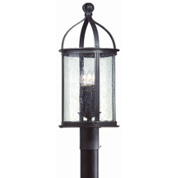 Scarsdale Outdoor Postmount by Troy Lighting
