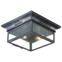 Newton Outdoor Flushmount No. 9000 by Troy Lighting