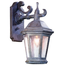 Verona Outdoor Wall Sconce No. 6890 by Troy Lighting