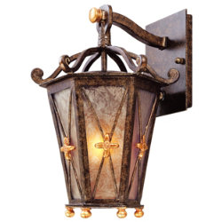Cheshire Outdoor Wall Sconce by Troy Lighting