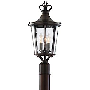 Britannia Outdoor Postmount by Troy Lighting
