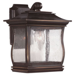 Brentwood Park Outdoor Wall Sconce by Troy Lighting