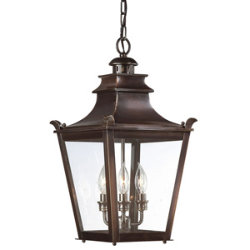 Dorchester Outdoor Pendant by Troy Lighting