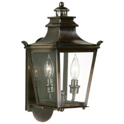 Dorchester Outdoor Wall Sconce No. 9490 by Troy