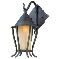 Nottingham Outdoor Wall Sconce by Troy Lighting