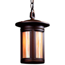 Highland Park Outdoor Pendant-Fluorescent by Troy Lighting