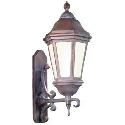 Verona Outdoor Wall Sconce No. BFCD683 by Troy Lighting