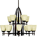 Souldern 2-Tier Chandelier by Kichler