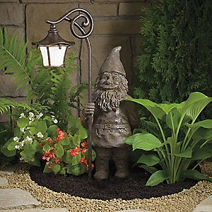 Cotswold Garden Gnome Path Light by Kichler