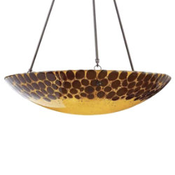 Tortuga Bowl by Condor Lighting