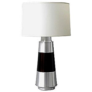 Uptown Tower Table Lamp by Babette Holland