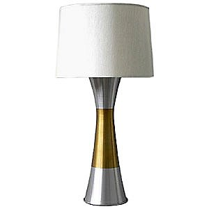 Uptown Skyscraper Table Lamp by Babette Holland