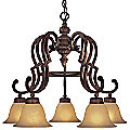 Belcaro Chandelier No. 945 by Minka Lavery