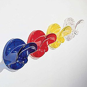 Wall Clothes Hook by Kartell