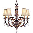 Aston Court Five Light Chandelier by Minka Lavery