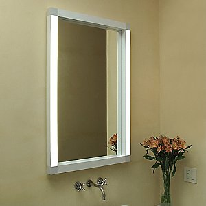 Rezek Lighted Mirror by Artemide