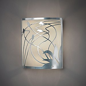 Cygnet 2001 Indoor/Outdoor Wall Sconce by Ultralights
