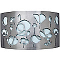 Poppies Wall Sconce by Stonegate Designs