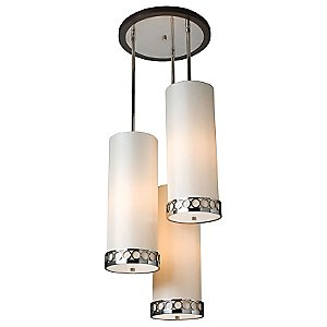 Astoria Triple Pendant by Stonegate Designs