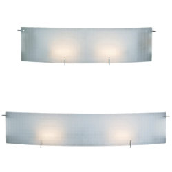 Oxygen Bathbar by Access Lighting