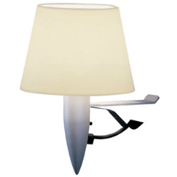 Pascualina Clip-On Shelf Lamp by Carpyen