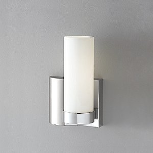 Wave 1-Light Wall Sconce by Norwell