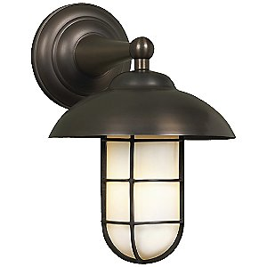 Admiral Classic Wall Sconce by Tech Lighting