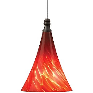 Mini Melrose Pendant(for Monorail) by Tech Lighting