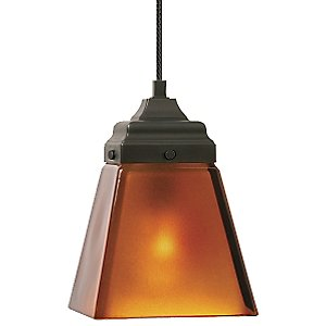 Mini Mission Pendant by Tech Lighting