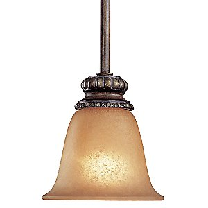Belcaro Mini Drop Rod Pendant by Minka Lavery