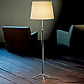 Pie de Salon Floor Lamp by Santa & Cole