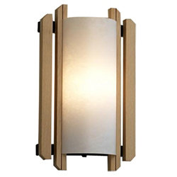 Domus Trommel ADA Wall Sconce by Justice Design