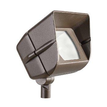 Hooded Adjustable Wide Flood Light