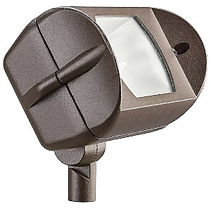 Adjustable Wide Flood Light by Kichler