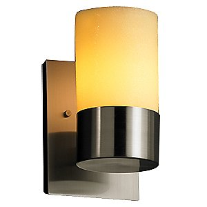 CandleAria Dakota Uplight Wall Sconce by Justice Design