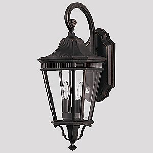 Cotswold Lane Outdoor Hanging Wall Sconce by Murray Feiss
