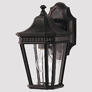Cotswold Lane Outdoor Wall Sconce by Murray Feiss