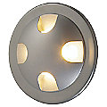 Ledra Quattro Recessed Light by Bruck Lighting Systems
