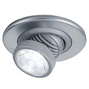 Ledra R Swivel LED Recessed Light by Bruck Lighting Systems