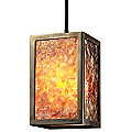 Simple Windows Pendant by Justice Design