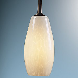 Ciro Mini 120 Down Pendant by Bruck Lighting Systems