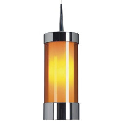 Silva Down Pendant by Bruck Lighting Systems