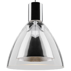 Canto Down Pendant by Bruck Lighting Systems