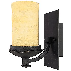 La Parra Wall Sconce by Quoizel