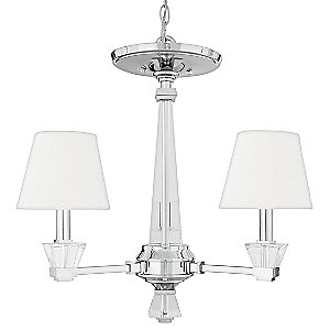 Deluxe Chandelier by Quoizel