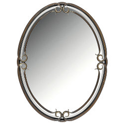 Duchess Beveled Mirror by Quoizel