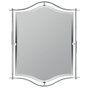 Demitri Beveled Mirror by Quoizel