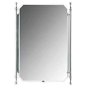 Elite Beveled Mirror by Quoizel